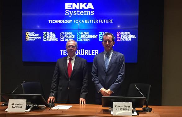 Enka Systems, ilk 250'de yer almayı hedefliyor