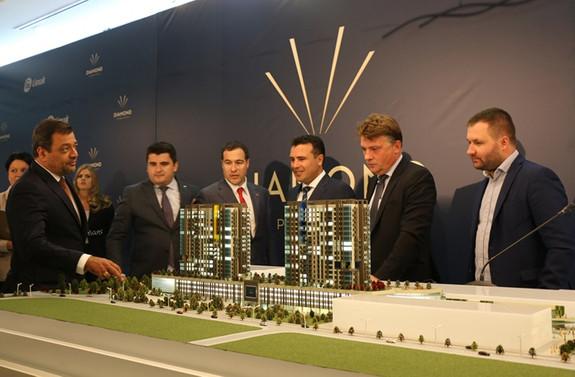 Limak Holding'den Makedonya'da 250 milyon euroluk yatırım
