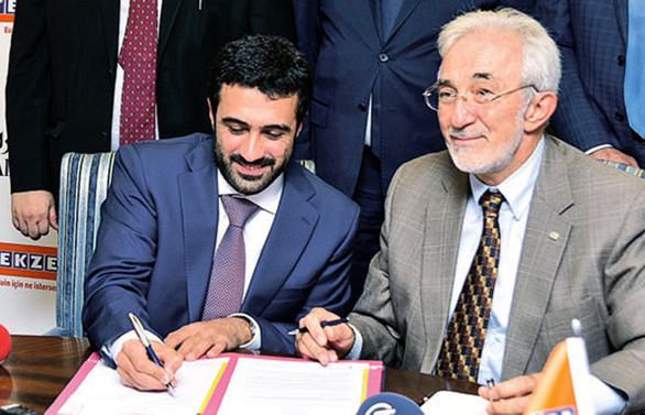 Tekzen ile Al Meera arasında 100 milyon dolarlık anlaşma