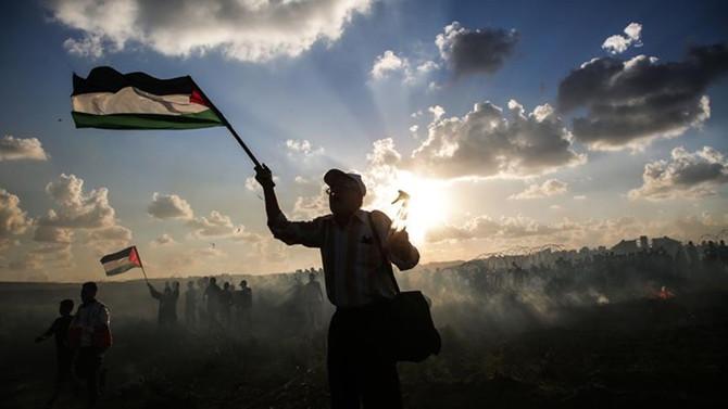 İsrail saldırısında 5 Filistinli hayatını kaybetti