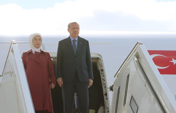 Cumhurbaşkanı Erdoğan, Köln'de