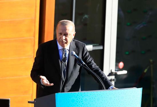 Erdoğan: Kritik bir dönemde başarılı bir ziyaret yaptık