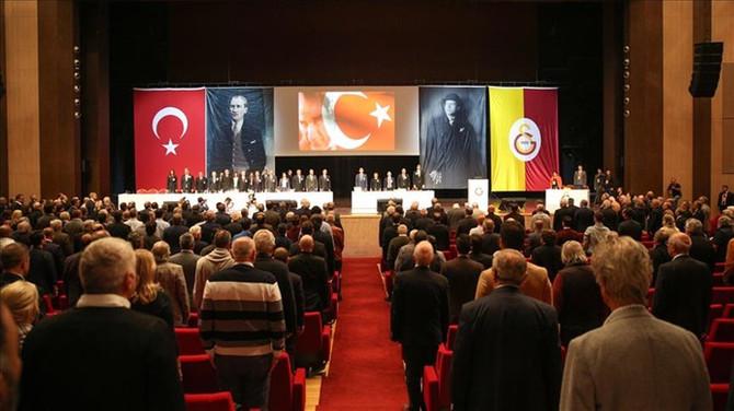 Galatasaray'da 2018 bütçesi revize edildi