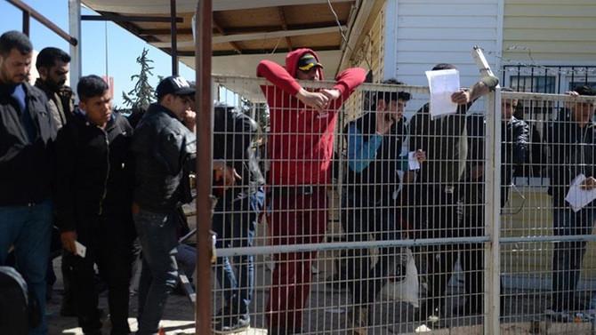 Şanlıurfa'da suça karışan 639 Suriyeli sınır dışı edildi