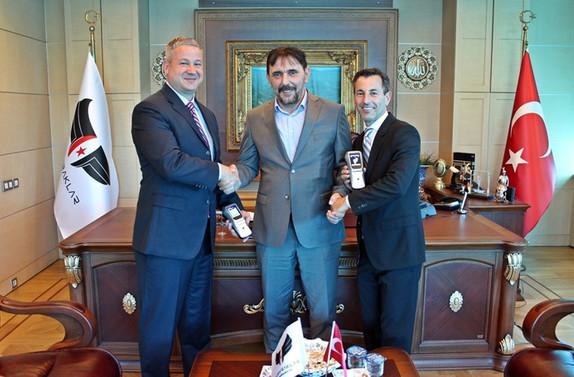Türk şirketi ABD'li firmayla olan sözleşmesini feshetti