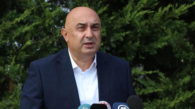 CHP Grup Başkan Vekili Özkoç: Türkiye'nin geleceği için mücadeleye devam edeceğiz