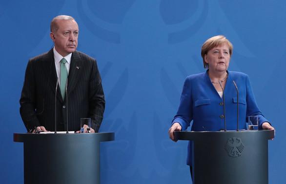 Erdoğan: Ziyaret Türk-Alman dostluğunu daha da perçinleyecek