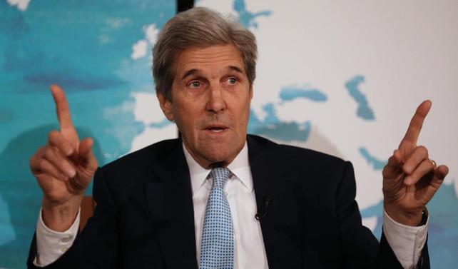 John Kerry 2020 seçimlerine hazırlanıyor