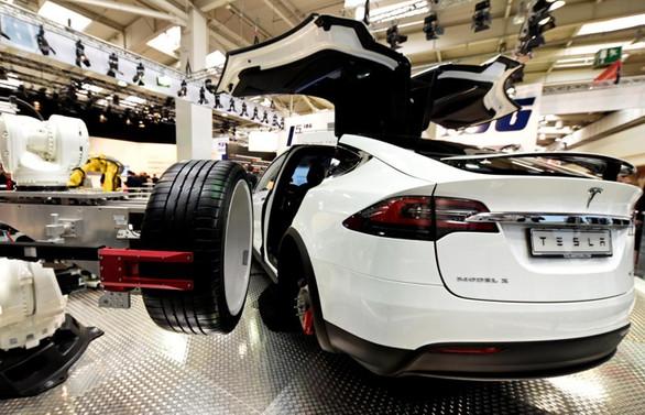 Alman üreticilerden Tesla'ya karşı hamle