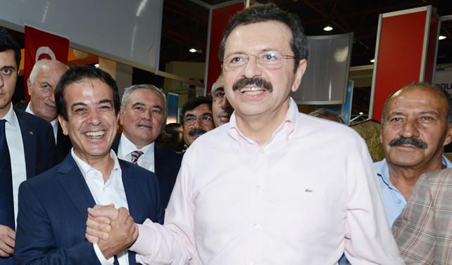 TOBB Başkanı: YÖREX, Türkiye'nin başarı hikayesi