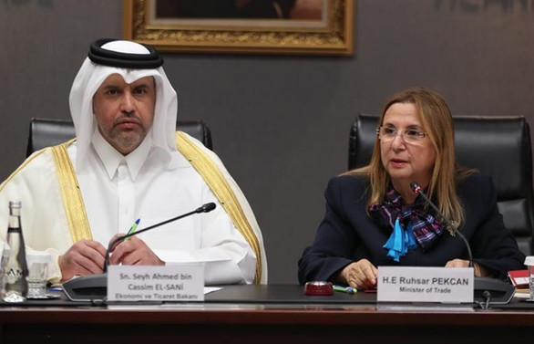Katar ile imzalar atıldı