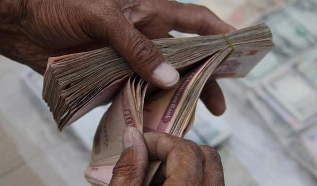 Afganistan'da dolar kuru zirve yaptı