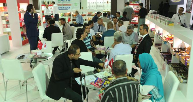 CNR Food İstanbul'da yabancı alıcı 'bereketi'