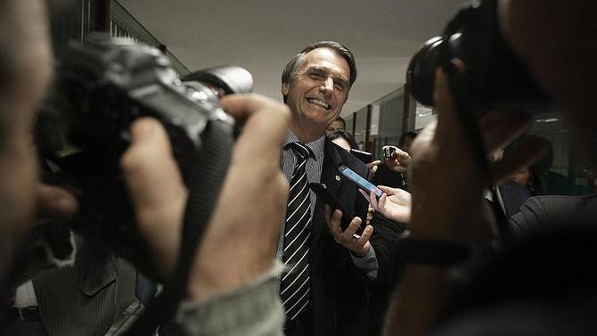Brezilya'da devlet başkanı adayına bıçaklı saldırı