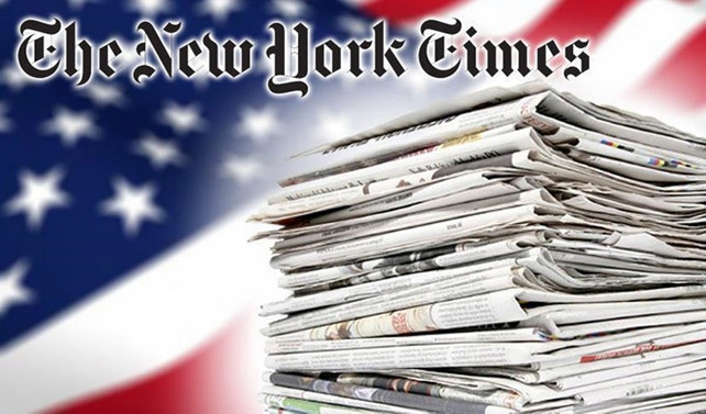 New York Times'tan Trump'a yanıt
