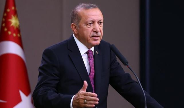 Erdoğan: On binlerce masum insanın öldürülmesine göz yumamayız