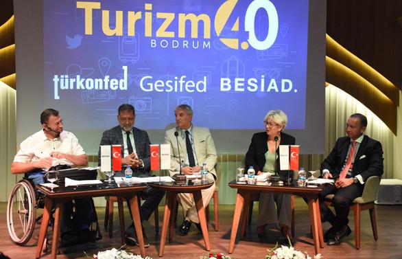 Türk Turizminde Dönüşüm Turizm 4.0 Zirvesi