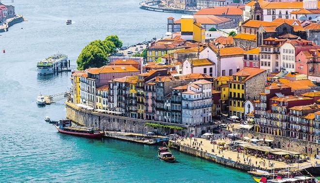 Batı Avrupa'nın İstanbul'u: Porto