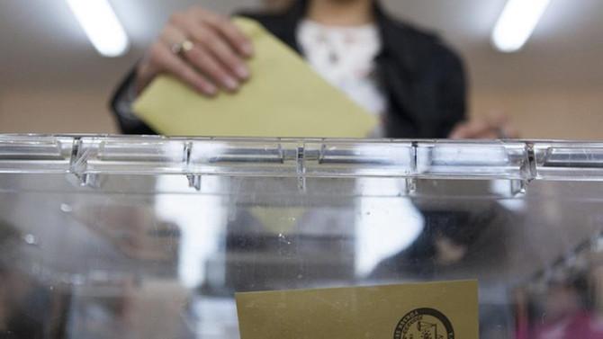 Yerel seçim süreci bugün başladı
