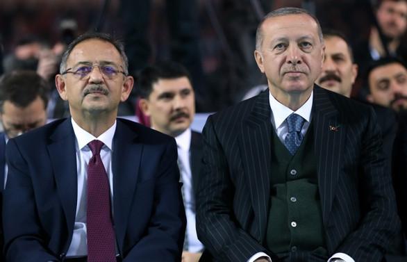 AK Parti Ankara adayları belli oldu