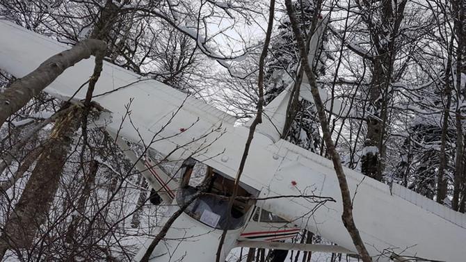 Kocaeli'de eğitim uçağı düştü: 1 yaralı