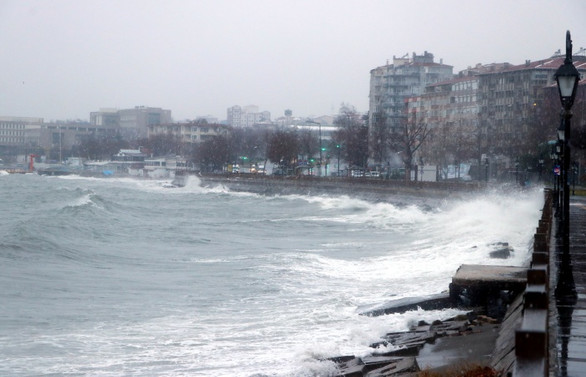 İstanbul-Bursa arasında deniz ulaşımı durdu