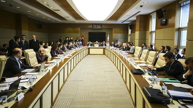Maden Kanunu'nda değişiklik teklifi komisyondan geçti