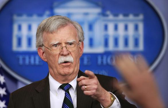 Bolton: Türkiye ile askeri iletişim gelecek hafta devam edecek