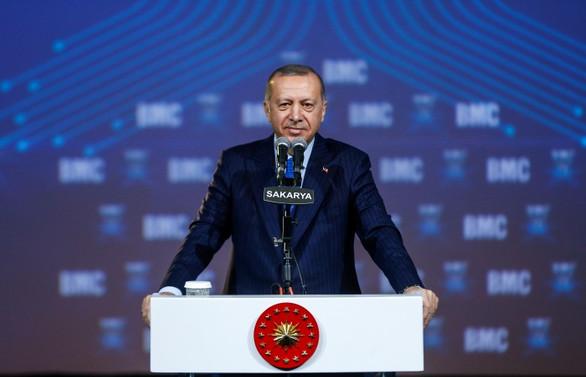 Erdoğan: Tank palet fabrikası satılmayacak