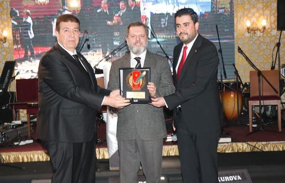 Gaziantep Gazeteciler Cemiyeti'nden DÜNYA Gazetesi'ne 2 ödül