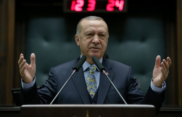 Cumhurbaşkanı Erdoğan: ABD ile olumlu seyri ekonomiye taşıyacağız