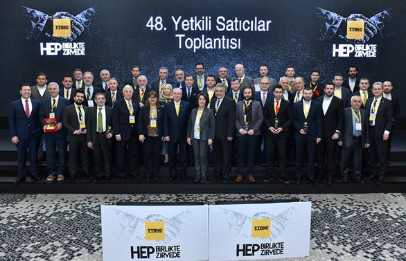 Türk Ytong 'Dilovası' ile daha da büyüyecek