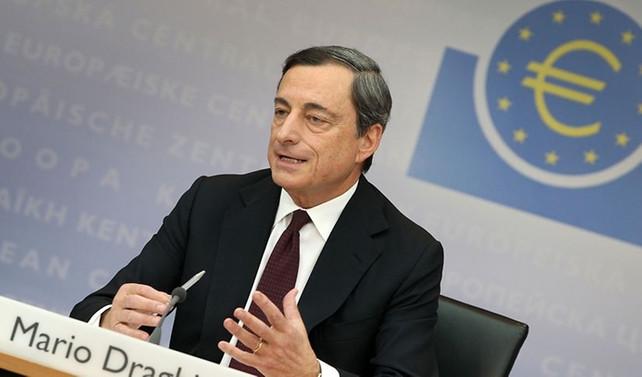 Draghi: Yavaşlama tahminlerden uzun sürebilir