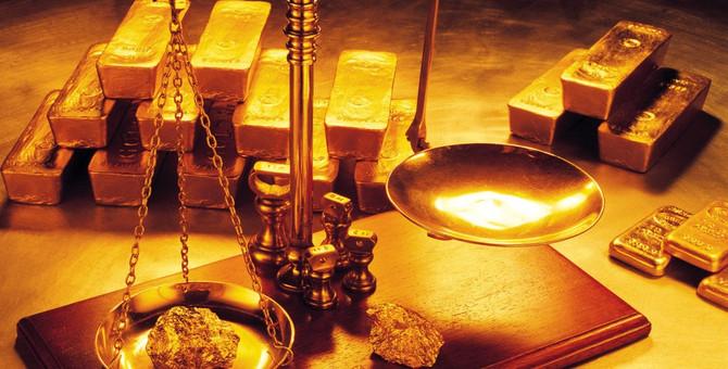 Altın fiyatları düşüş eğiliminde