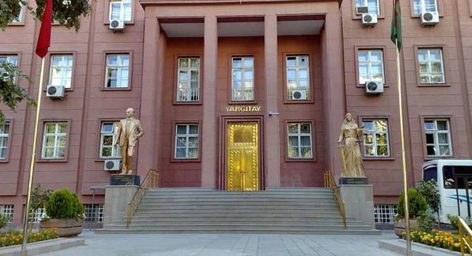 Yargıtay'da 3 daire başkanı seçimle belirlendi