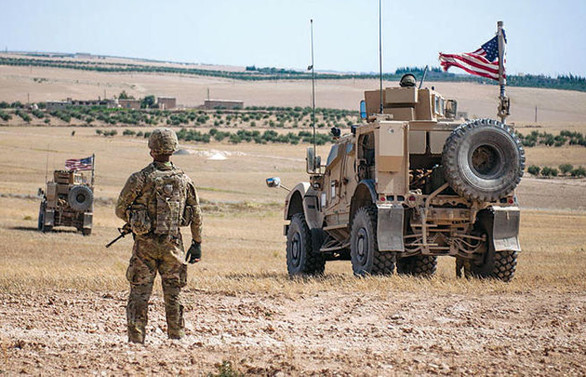 'ABD'nin Suriye'den çekilmesi için meşru nedenler var'