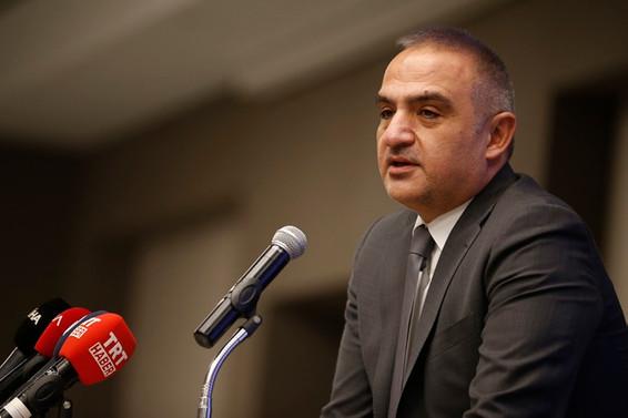 Bakan Ersoy: Turizm Geliştirme Fonu'nu bu yıl hayata geçireceğiz