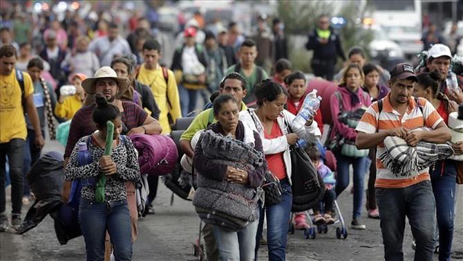 2018'de ABD-Meksika sınırında 376 göçmen hayatını kaybetti