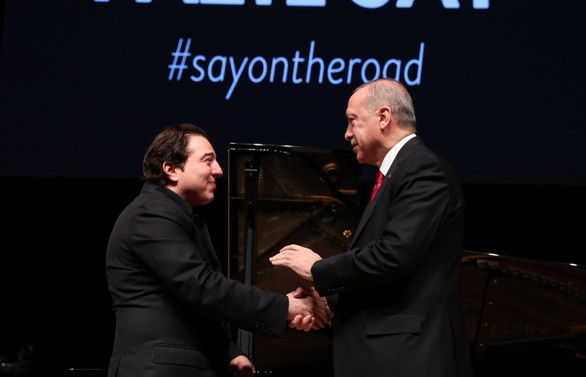 Cumhurbaşkanı yardımcısından Fazıl Say konseri açıklaması