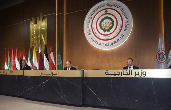 Arap Birliği'nde Suriye mesajı: Ev sahipliği yapanlar finanse edilmeli