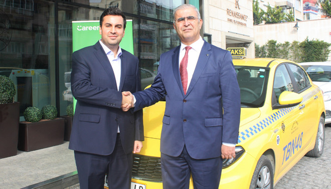 Taksilerin standartlarını yükseltecek anlaşma
