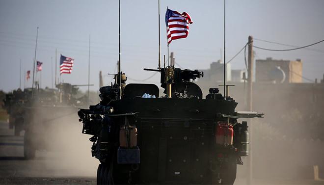 ABD devriyesine saldırı: 5 ölü, 1 yaralı