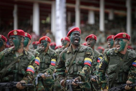Venezuela ordusu ayaklanma çağrısı yapan askerleri yakaladı