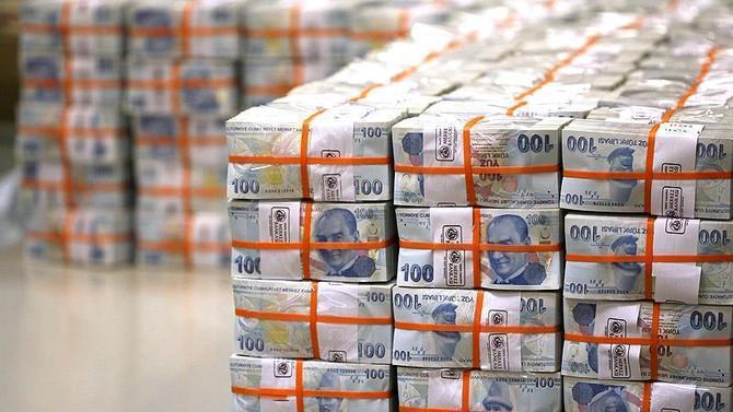 Merkezi yönetim brüt borç stoku 1 trilyon 66,8 milyar TL