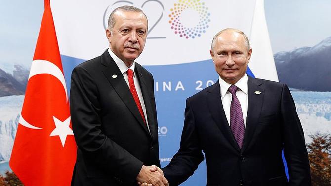 Erdoğan, Rusya Federasyonu'nu ziyaret edecek