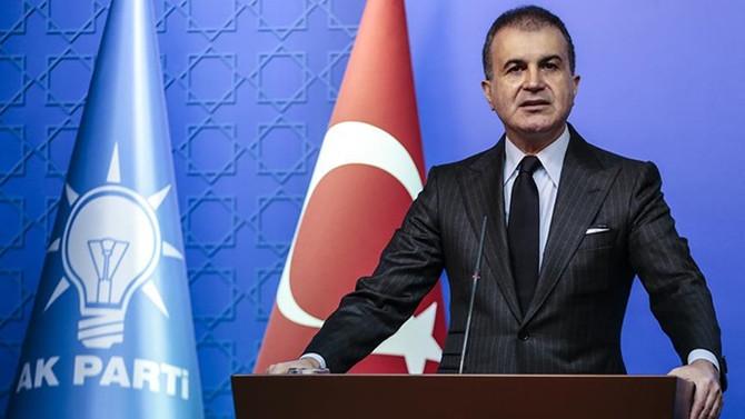 Çelik: Türkiye Fırat'ın doğusundaki tehdidi bertaraf edecektir