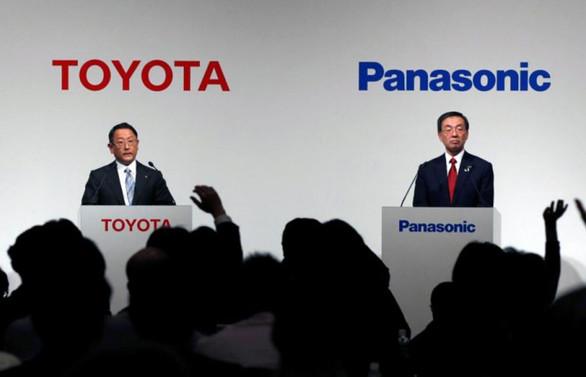 Toyota ve Panasonic elektrikli araç bataryaları için ortak oldu
