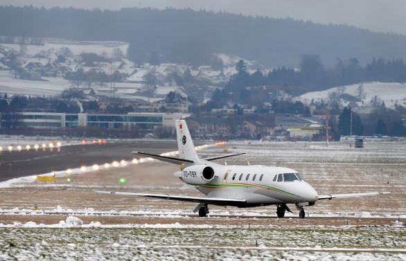 Davos için 1500 jet uçacak
