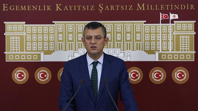 Özel'den YSK Başkanı Güven'e eleştiri