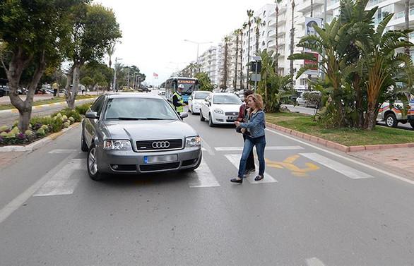 Yaya öncelikli trafik bilinci oluşturulacak